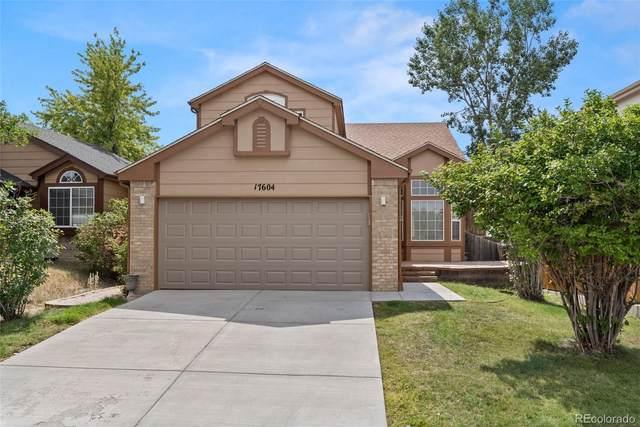 17604 E Brown Circle, Aurora, CO 80013 (MLS #4662068) :: 8z Real Estate