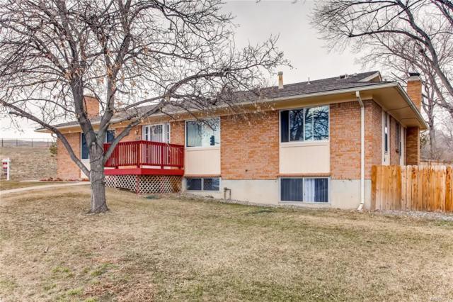 12285 W Jewell Avenue, Lakewood, CO 80228 (MLS #4662153) :: Kittle Real Estate