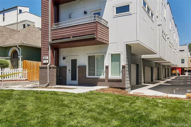 2819 W 25th Avenue #6, Denver, CO 80211 (#4662217) :: The DeGrood Team