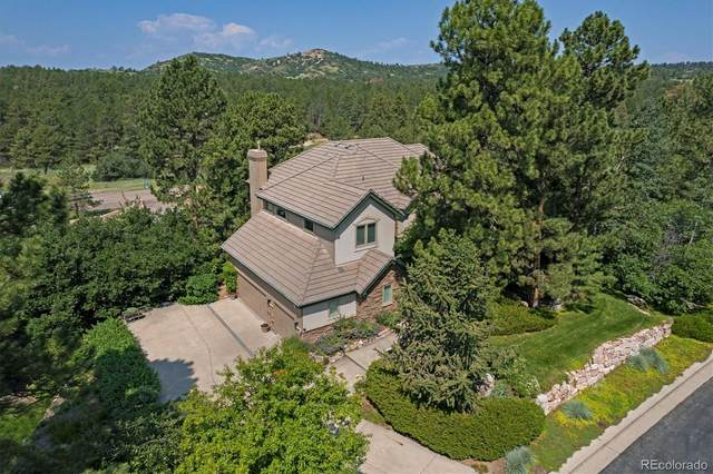 836 Good Hope Drive, Castle Rock, CO 80108 (#4662473) :: The Colorado Foothills Team | Berkshire Hathaway Elevated Living Real Estate