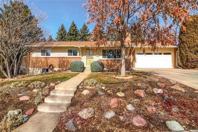 7863 E Hampden Circle, Denver, CO 80237 (MLS #4662601) :: Kittle Real Estate