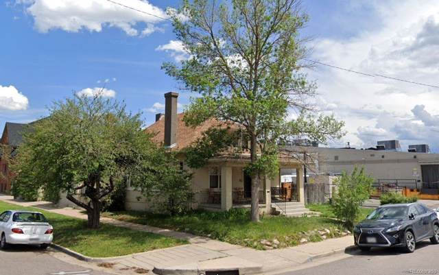 630 E Mississippi Avenue, Denver, CO 80210 (#4663281) :: Bring Home Denver with Keller Williams Downtown Realty LLC