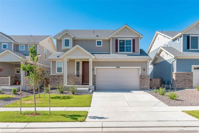 17984 E 107th Place E, Commerce City, CO 80022 (MLS #4663624) :: 8z Real Estate