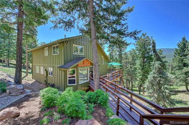 7040 Brook Forest Drive, Evergreen, CO 80439 (#4663709) :: The Harling Team @ Homesmart Realty Group