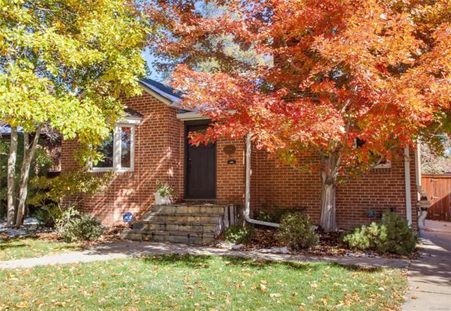 1266 Bellaire Street, Denver, CO 80220 (#4664005) :: Wisdom Real Estate