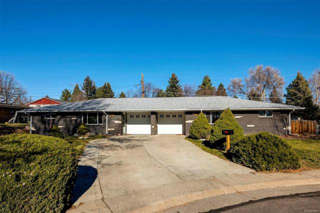 1943/1945 Darlee Court, Lakewood, CO 80215 (#4664664) :: The Griffith Home Team