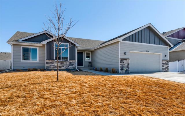 7056 Langland Street, Wellington, CO 80549 (MLS #4664826) :: 8z Real Estate