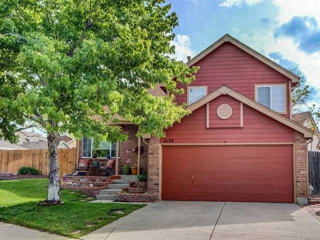 4179 S Lewiston Street, Aurora, CO 80013 (#4665252) :: The Tamborra Team