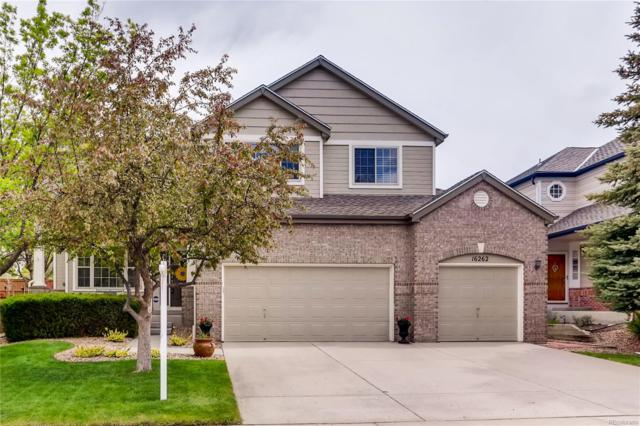 16262 Hollyridge Drive, Parker, CO 80134 (#4665598) :: The Heyl Group at Keller Williams