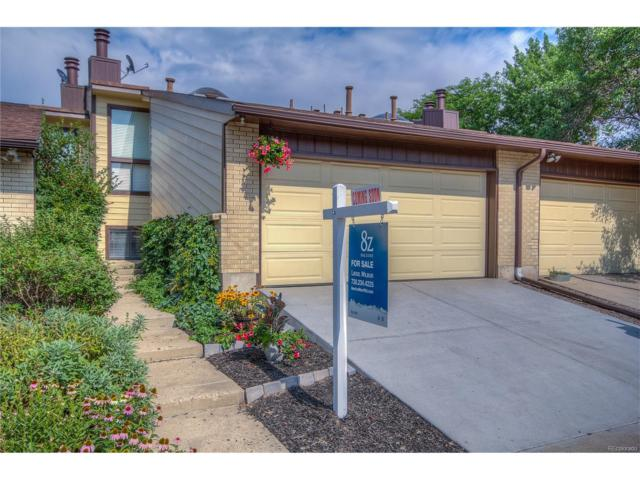 1154 S Newland Street, Lakewood, CO 80232 (MLS #4665605) :: 8z Real Estate