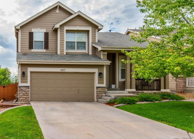 3397 Thistlebrook Circle, Highlands Ranch, CO 80126 (#4665617) :: The Peak Properties Group