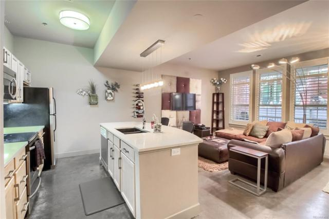 2560 17th Street #103, Denver, CO 80211 (#4665676) :: The City and Mountains Group