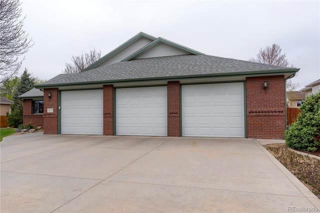 1211 N 3rd Street, Johnstown, CO 80534 (MLS #4665989) :: 8z Real Estate
