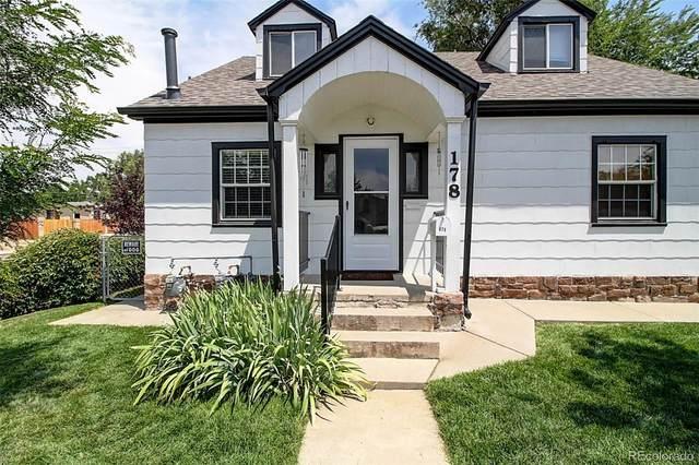 178 Knox Court, Denver, CO 80219 (#4666003) :: Re/Max Structure