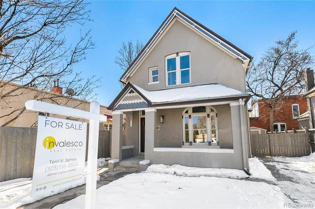 308 W 4th Avenue, Denver, CO 80223 (#4666448) :: The Heyl Group at Keller Williams