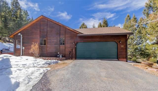 1349 Pinon Ridge Court, Woodland Park, CO 80863 (MLS #4666664) :: 8z Real Estate