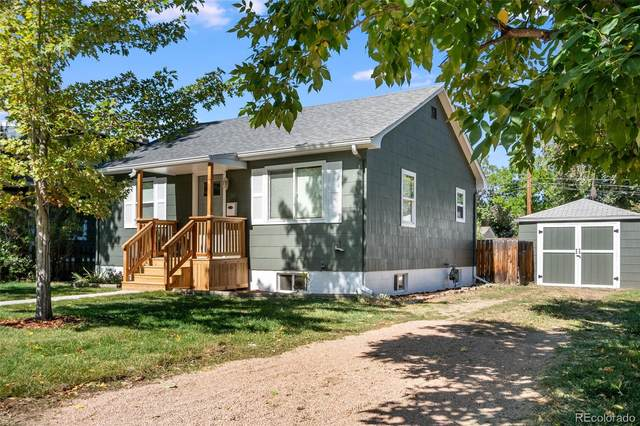 38 E 4th Avenue, Longmont, CO 80504 (MLS #4666743) :: The Sam Biller Home Team
