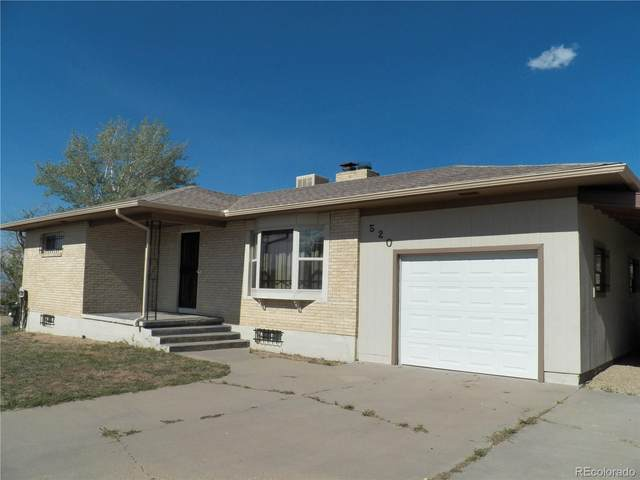 520 N Tyler Avenue, Walsenburg, CO 81089 (#4667006) :: James Crocker Team