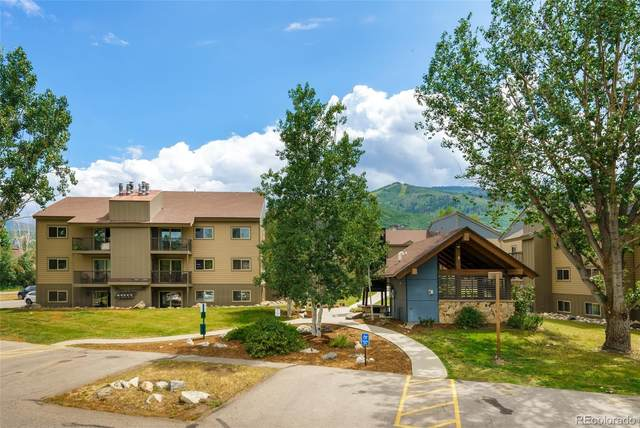 1525 Shadow Run Frontage #105, Steamboat Springs, CO 80487 (#4667214) :: THE SIMPLE LIFE, Brokered by eXp Realty