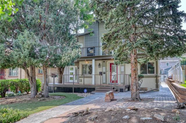 2485 Xavier Street, Denver, CO 80212 (MLS #4667220) :: Clare Day with Keller Williams Advantage Realty LLC
