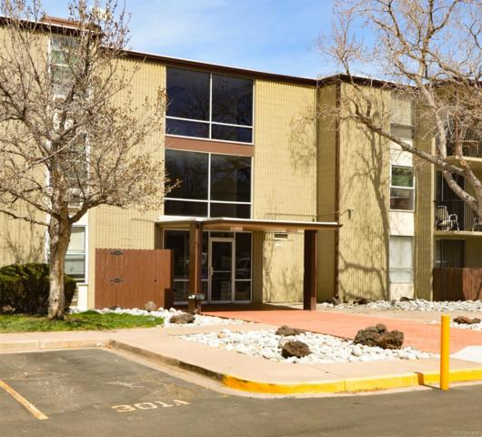 2281 S Vaughn Way 104A, Aurora, CO 80014 (#4667330) :: HomeSmart Realty Group