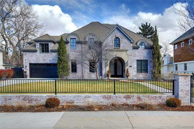 210 S Cherry Street, Denver, CO 80246 (#4667413) :: The Griffith Home Team