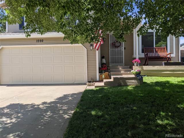 1592 S Biscay Court, Aurora, CO 80017 (#4667466) :: The Griffith Home Team