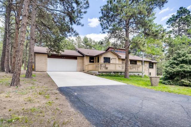 15655 State Highway 83, Colorado Springs, CO 80921 (MLS #4667583) :: 8z Real Estate