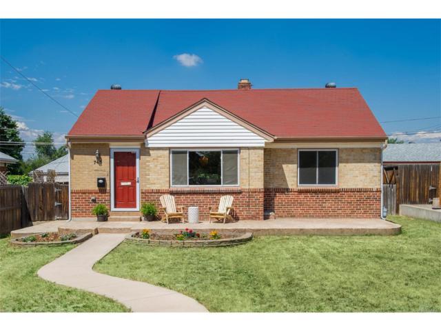 745 S Clay Street, Denver, CO 80219 (MLS #4668081) :: 8z Real Estate