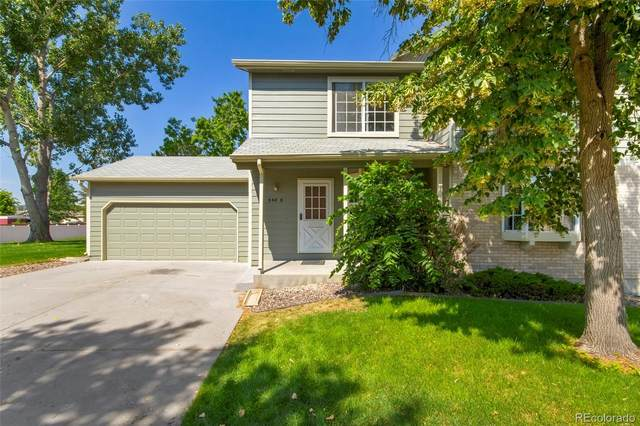 940 W 133rd Circle U, Westminster, CO 80234 (#4668401) :: The DeGrood Team
