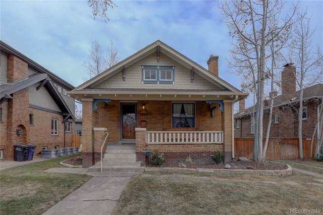 2668 Birch Street, Denver, CO 80207 (#4668485) :: milehimodern