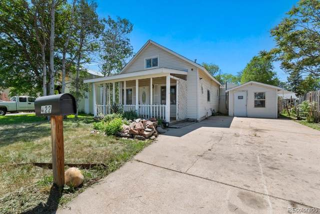 422 8th Street, Greeley, CO 80631 (MLS #4669215) :: Bliss Realty Group