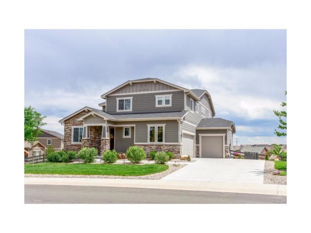 3474 Spanish Oaks Trail, Castle Rock, CO 80108 (MLS #4669239) :: 8z Real Estate