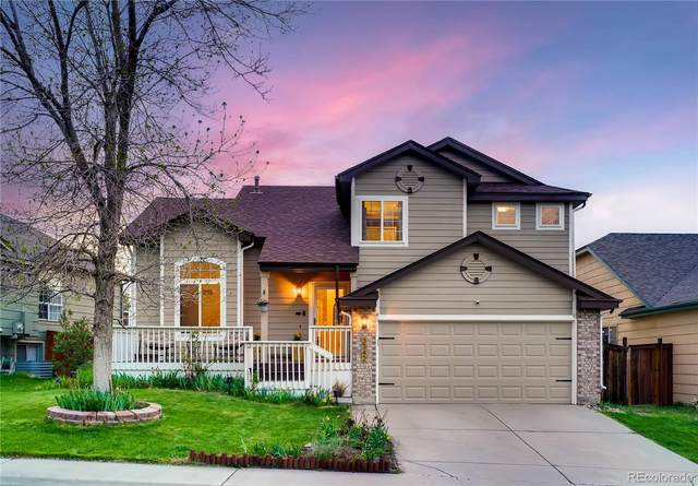 3342 Blue Grass Circle, Castle Rock, CO 80109 (#4669538) :: The Griffith Home Team