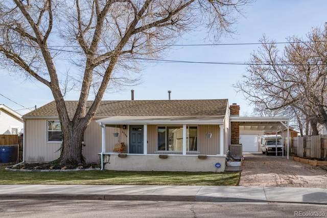 2250 S Zuni Street, Englewood, CO 80110 (MLS #4670012) :: 8z Real Estate