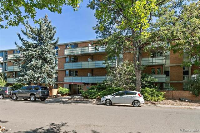 2500 S York Street #305, Denver, CO 80210 (#4670116) :: Chateaux Realty Group