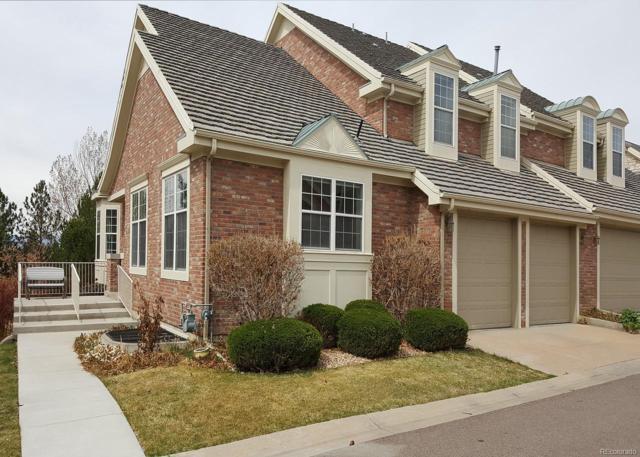 4545 S Monaco Street #445, Denver, CO 80237 (MLS #4670214) :: 8z Real Estate