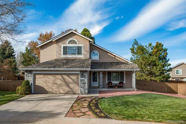 9341 Wheeler Court, Highlands Ranch, CO 80126 (MLS #4670247) :: The Sam Biller Home Team