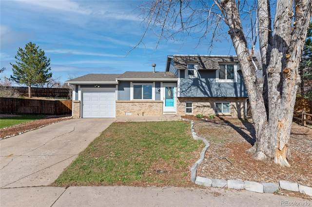 1718 S Mobile Street, Aurora, CO 80017 (MLS #4670271) :: Wheelhouse Realty