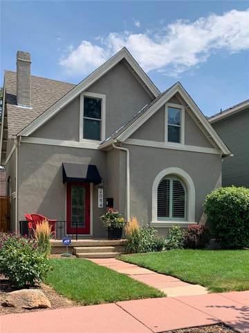2094 N Ogden Street, Denver, CO 80205 (MLS #4670434) :: 8z Real Estate