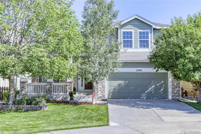 23385 Mill Valley Place, Parker, CO 80138 (#4670454) :: The HomeSmiths Team - Keller Williams