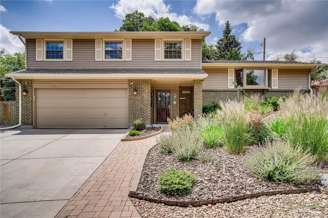 723 S Beech Street, Lakewood, CO 80228 (#4670636) :: Berkshire Hathaway HomeServices Innovative Real Estate