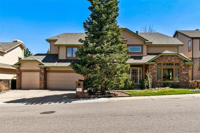 15358 W Ellsworth Drive, Golden, CO 80401 (#4670782) :: Finch & Gable Real Estate Co.