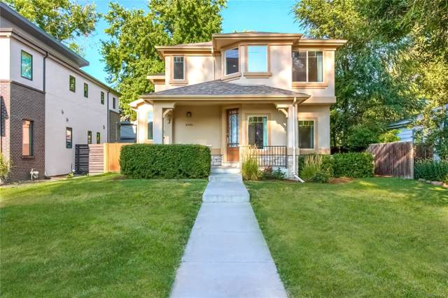 2585 S Vine Street, Denver, CO 80210 (MLS #4670882) :: Bliss Realty Group