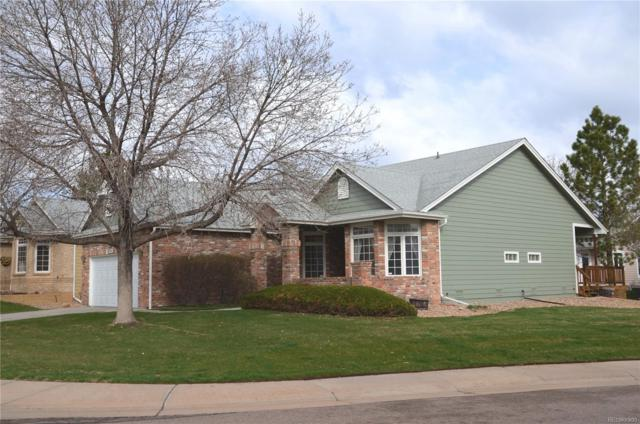 1 Birmingham Court, Highlands Ranch, CO 80130 (#4671233) :: The Griffith Home Team
