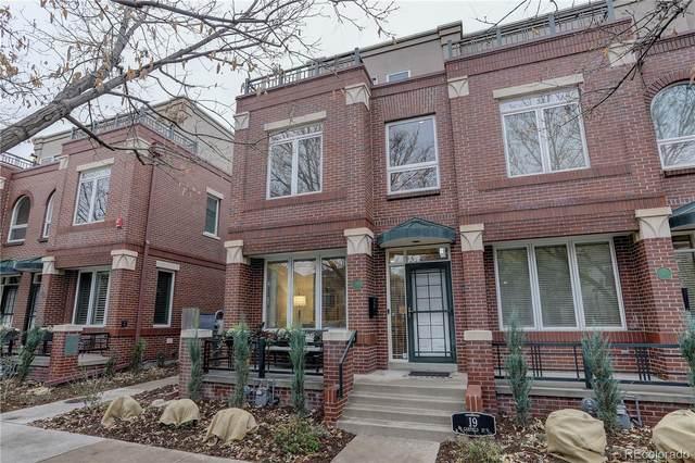 19 S Garfield Street, Denver, CO 80209 (#4671424) :: Briggs American Properties