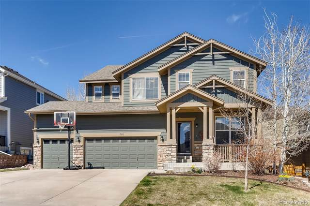 7311 Serena Drive, Castle Pines, CO 80108 (#4671425) :: The HomeSmiths Team - Keller Williams