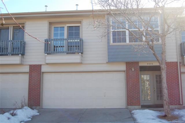 9646 E Arkansas Place, Denver, CO 80247 (#4671578) :: Keller Williams Action Realty LLC