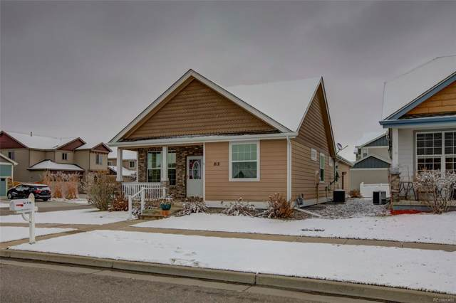 812 14th Street, Berthoud, CO 80513 (MLS #4671962) :: Colorado Real Estate : The Space Agency