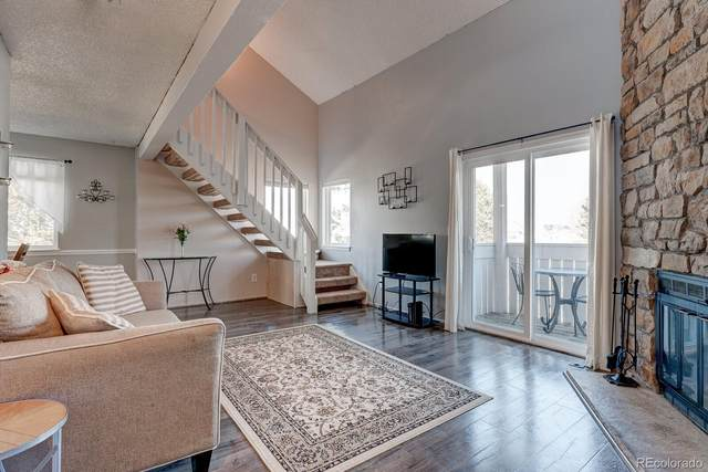 4323 S Andes Way #201, Aurora, CO 80015 (MLS #4672568) :: 8z Real Estate